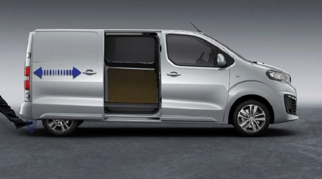 Nieuwe Peugeot Expert