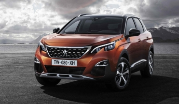 Nieuwe Peugeot 3008SUV