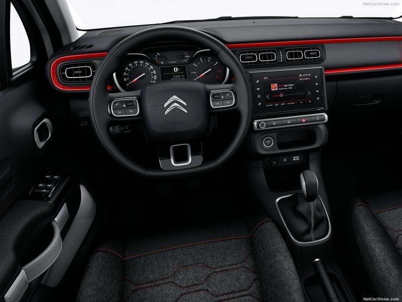 Nieuwe Citroen C3